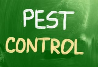 pest control company sign
