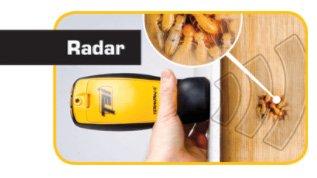Termite Radar technology at work